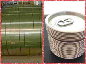 Food Grade of Eoe Aluminum Coil pictures & photos