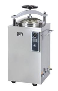 CE Confirmed Small Autoclave Sterilizer for Laboratory pictures & photos