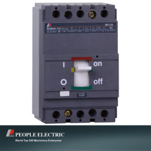 Moulded Case Circuit Breaker of Rdm6n-125 3p pictures & photos