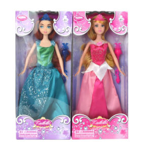 Lovely Plastic Girl Favor Toy Doll for Kids (10226295) pictures & photos