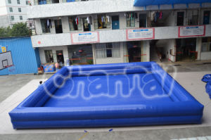 Square Giant Inflatable Double Layer Pool for Sale pictures & photos
