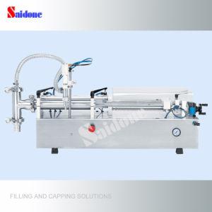 Semi-Automatic Piston Filling Machine, Shampoo Filling Machine pictures & photos