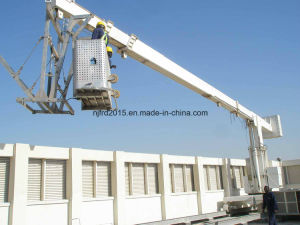 Nfsa Models Telescopic Jib Building Maintenance Units Bmu pictures & photos
