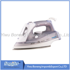 Electric Iron Sf 240-789 Steam Iron with Full Function (Silvery)