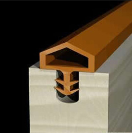 Door Seal Strip Extrusions pictures & photos