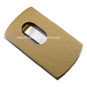 China Innovative Design Business Card Holder Aluminum Business