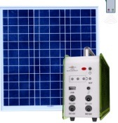 LED Light Solar Kit with DC Output USB Charger and DC Fan pictures & photos