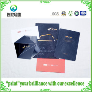 Paper Printing Promotional Catalogues/Leaflet with Envelopes pictures & photos