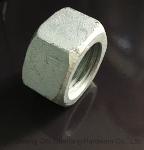 JIS B1181 (Carbon Steel Hex Nuts H. D. G. M5-M90) pictures & photos