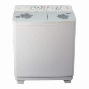 10kg Twin Tub Semi-Automatic Washing Machine XPB100-1029SK pictures & photos