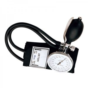 Hot-Selling Palm-Type Aneroid Sphygmomanometer (HS-571) pictures & photos