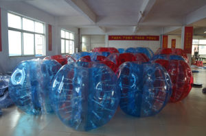 Human Bumper Ball Bubble Soccer Ball pictures & photos