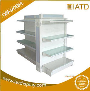 4 Tier Rollable Display Shelf pictures & photos