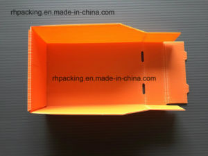 Waterproof Polypropylene Corrugated Boxt PP Flute Box pictures & photos