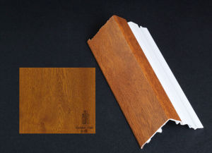 Wooden Surface Lamination/PVC/ Film for Window & Door System pictures & photos