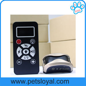 Manufacturer Pet Accessories Rechargeable Dog Training Collar Bark Collar pictures & photos