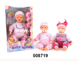 New Baby Toys B/O Doll with Voice (008719) pictures & photos