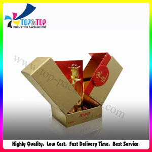 Luxury Gold Arabic Style Perfume Paper Packing Boxes pictures & photos