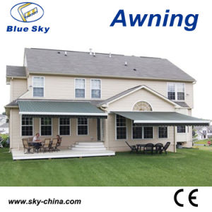 Luxury Retractable Polyester Awning for School Awning (B3200) pictures & photos