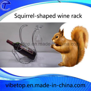 Fashionable and Cheapest Stainless Steel Wine Rack with High Quality pictures & photos