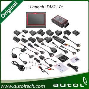 2016 Hot Sale 100% Original Launch X431 V+ WiFi/Bluetooth Global Version Full System Scanner pictures & photos
