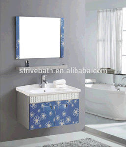 Good Quality Stainless Steel Bathroom Vanity Home Furniture pictures & photos