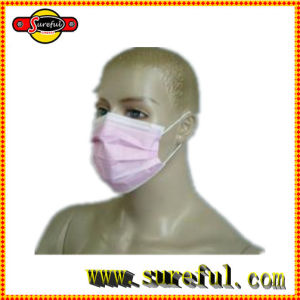 Pink Color Face Mask pictures & photos