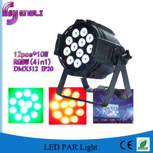 7PCS*10W 4in1 LED Waterproof PAR Wash Light (HL-031) pictures & photos