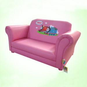 Luxury House Children Leather Sofa/Children Furniture (SF-68) pictures & photos