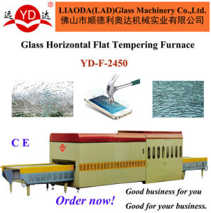 Tempered Glass Making Machine Electric Glass Melting Furnace pictures & photos