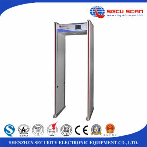 10 Hours Built-in Battery Archway Metal Detector Gates for National Data Centers, Warehouses pictures & photos