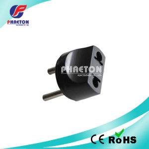 2pin Round Power AC DC Travel Adaptor Plug pictures & photos