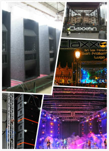 Double 12 Inch High Power Line Array Professional Speaker (LA-20) pictures & photos