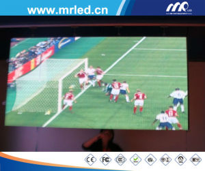 Hot Sell P7.62mm Rental Use Indoor LED Video Display Billboard / LED Mesh Screen Display ISO9001 pictures & photos