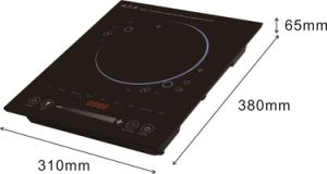 Kitchen Appliance Built-in Sliding Sensor Induction Cooker pictures & photos