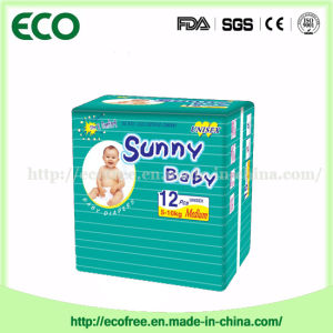 A Grade Breathable Cloth-Like Backsheet Baby Diaper pictures & photos