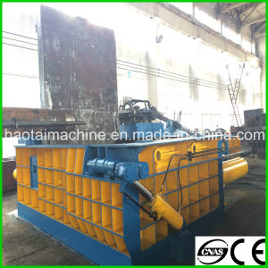 Hydraulic Steel Scrap Baler for Induction Furnace pictures & photos