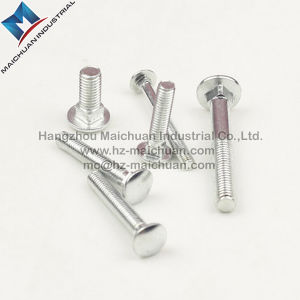 DIN603 Carbon Steel and Stainless Steel Carriage Bolts pictures & photos