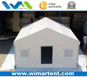 6X6m High Quality Waterproof Canvas Military Army Tent for Outdoor pictures & photos
