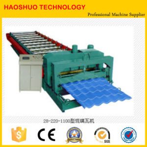 Metal Roof Tile Roll Forming Machine, Production Line pictures & photos
