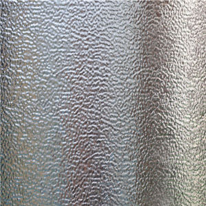 Orange Peel Shape Aluminum Sheet for Refrigerator pictures & photos