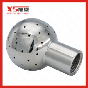 "Stainless Steel Female Thread 2.5"" CIP Rotary Spray Ball pictures & photos"