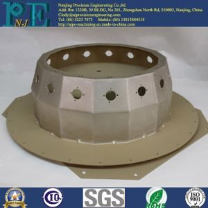 Custom Sheet Metal Fabrication Steel Hood pictures & photos