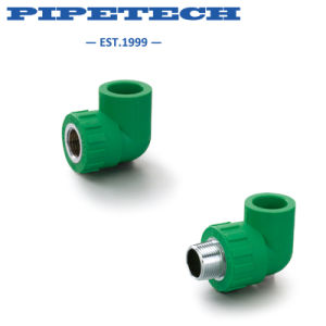 PPR Fitting / DIN16962 / ISO15874 Standard pictures & photos