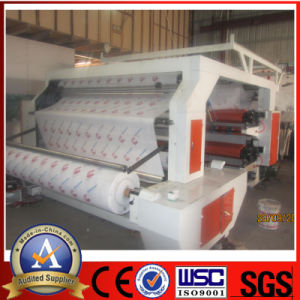High Efficiency Roll to Roll Wide Web Printing Machine with Multifunction pictures & photos