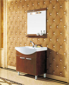 Modern Wood Bathroom Cabinet Al6726