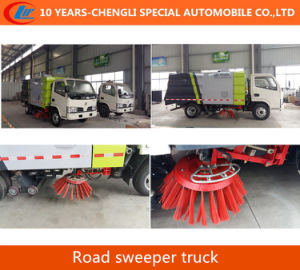 2016 New Sanitation Road Sweeper Truck pictures & photos