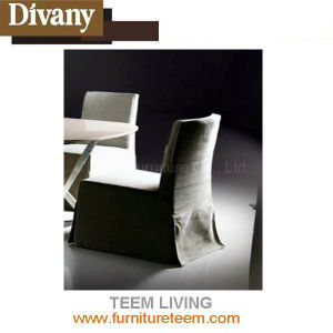 New Style Cheapest Modern Fabric Seat Dining Chair pictures & photos