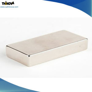 Wholesale Block Shape Permanent NdFeB Magnets with Various Coating Material pictures & photos