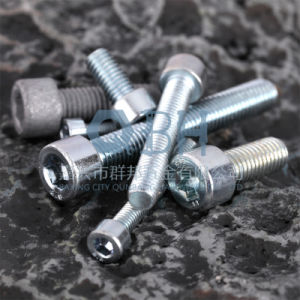 Hex Socket Head Cap Screw (DIN912, Zinc, Carbon Steel) pictures & photos